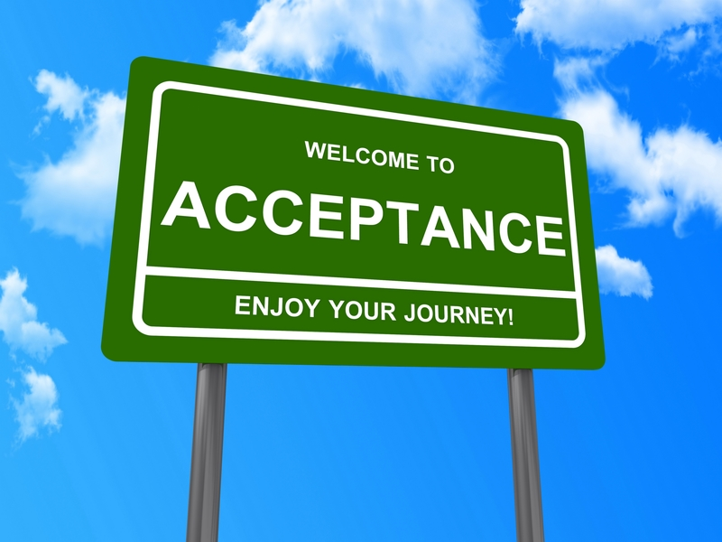 Acceptance: A Pathway Out of Addiction